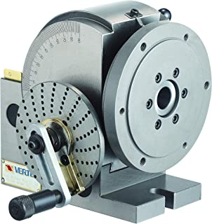 7-1/2 Inch Semi-Universal Dividing Head  With Dividing Plates And Tailstock (3800-5810)
