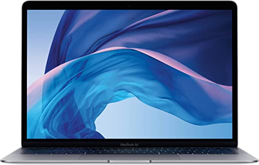 Apple MacBook Air 13.3in Retina Display MRE82LL/A Late 2018 - Intel Core i5 1.6GHz, 8GB RAM, 512GB SSD - Space Gray (Renewed)