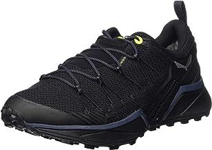 Salewa Men's Trail Running Shoes, Green, US:5.5