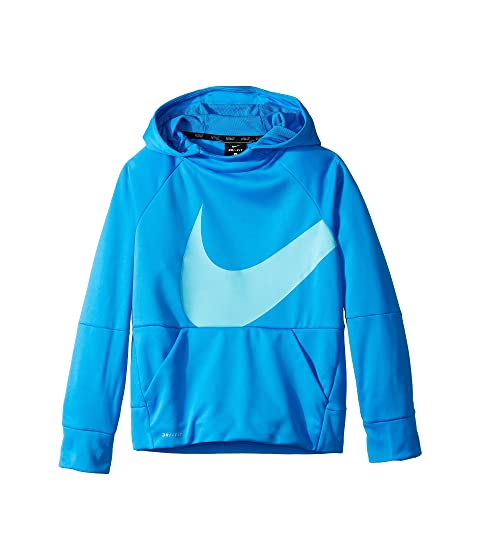 ef0766e2f59d Nike Kids Therma Pullover Training Hoodie (Little Kids Big Kids) at 6pm