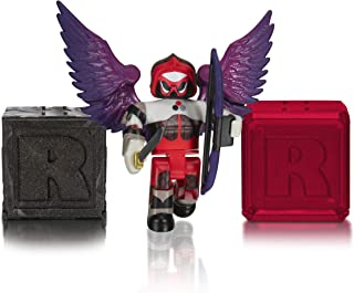 Roblox Action Collection - Aqualotl Figure Pack + Two Mystery Figure Bundle [Includes 3 Exclusive Virtual Items]