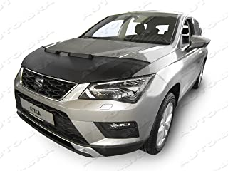 AB3-00011 HOOD BRA for Seat ATECA 2016 Bonnet Bra Front End Nose Mask STONEGUARD