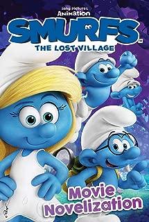 Smurfs The Lost Village Movie Novelization (Smurfs Movie)