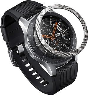 Ringke Bezel Styling Kompatibel med Samsung Galaxy Watch 46mm Skal, Kompatibel med Gear S3 Frontier & Classic Rostfritt St...