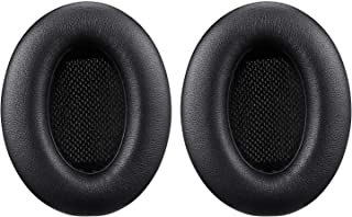 Bingle Cushions Bose Headphones Replacement Ear Pads Compatible with QuietComfort 15 QC15 QC2 Ae2 Ae2i Ae2w SoundTrue & SoundLink Around Ear Headphones (Black)