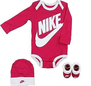 baby girl pink nikes