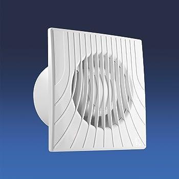 Badventilator Einbaulufter Badlufter Lufter Wandlufter Ventilator Wc Bad Kuche Leise O 150 Mm Wa Kleinraumventilator Amazon De Baumarkt