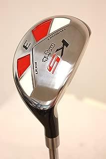 Majek Golf All Hybrid #3 Stiff Flex Right Handed New Utility S Flex Club