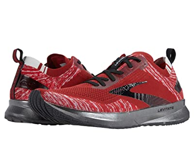 Brooks Levitate 4 (Red/Grey/Black) Men