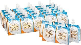 [Amazonブランド]Happy Belly マルチビタミンゼリー グレープフルーツ味 180g×30個