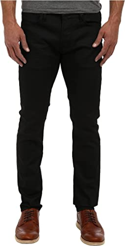 Bowery Fit Jean in Jet Black