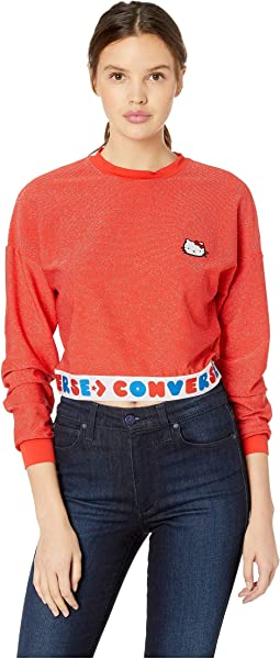 Converse x Hello Kitty Long Sleeve Sport Tee