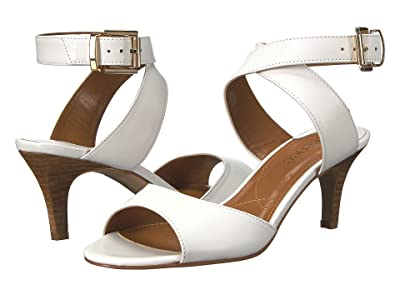 J. Renee Soncino (White Leather) Women