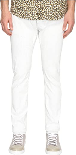 Anglomania Lee Don Karnage Jeans in Bright White