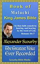 audio bible book of malachi