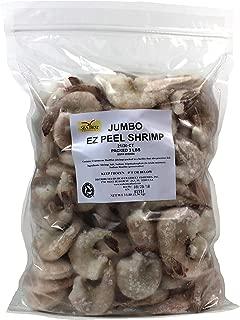 Sea Best 21/30 Count Jumbo Easy Peel Raw Shrimp, 3 Pound