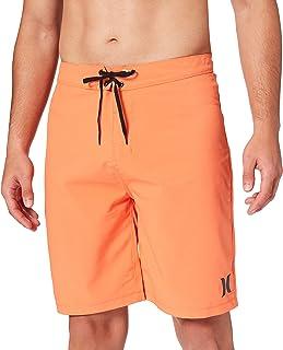 Hurley Men's OAO Solid 20' Swim Briefs