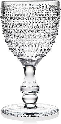 Godinger Lumina Set of 4 Goblets Clear
