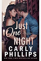 Just One Night (The Kingston Family Book 1) (English Edition) Format Kindle