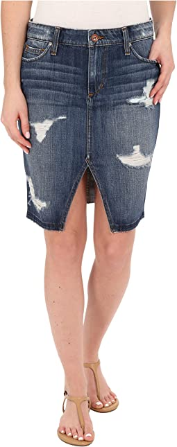 Pencil Skirt in Kumi