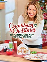 Hallmark Channel Presents: Countdown to Christmas 10th Anniversary Preview Special