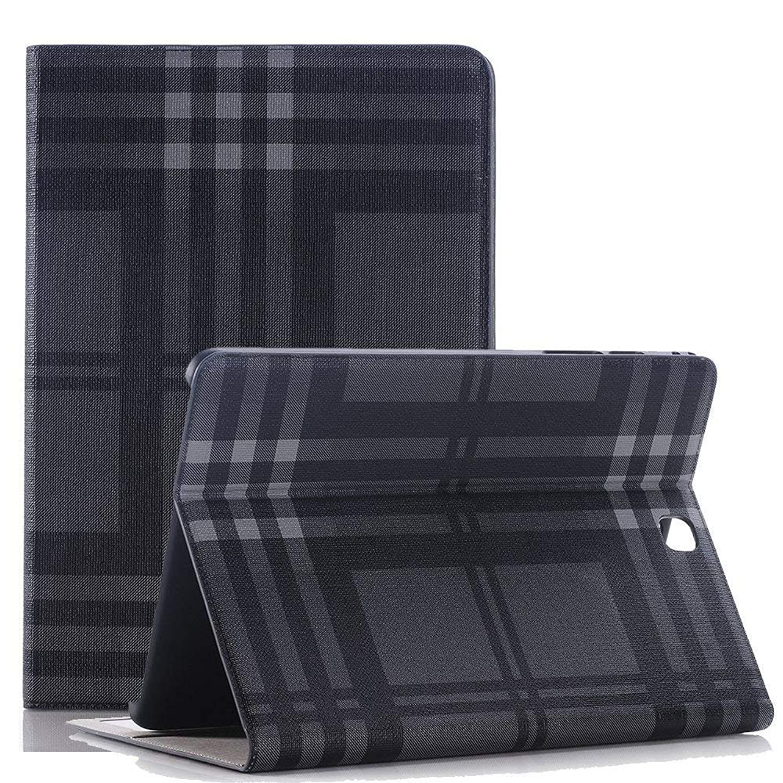 iPad Mini 4ケース 角度調整可能、KingTo-JP PUレザー スマートスタンドケース 定期入れカバー 滑り止め 7.9インチiPad mini 4対応(グレー)