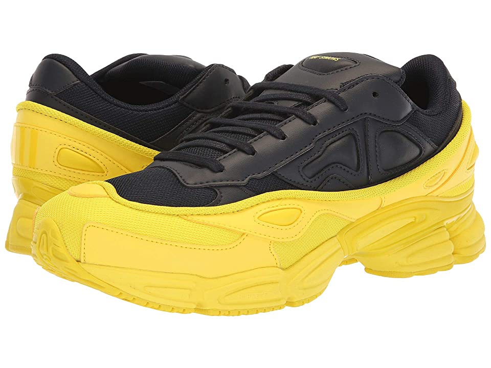 adidas by Raf Simons Raf Simons Ozweego (Bright Yellow/Night Navy/Night Navy) Athletic Shoes