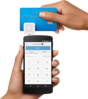 Square Credit Card Reader for iPhone, iPad and Android by Square