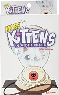 Redshift Games More Kittens in a Blender Expansion Card Game