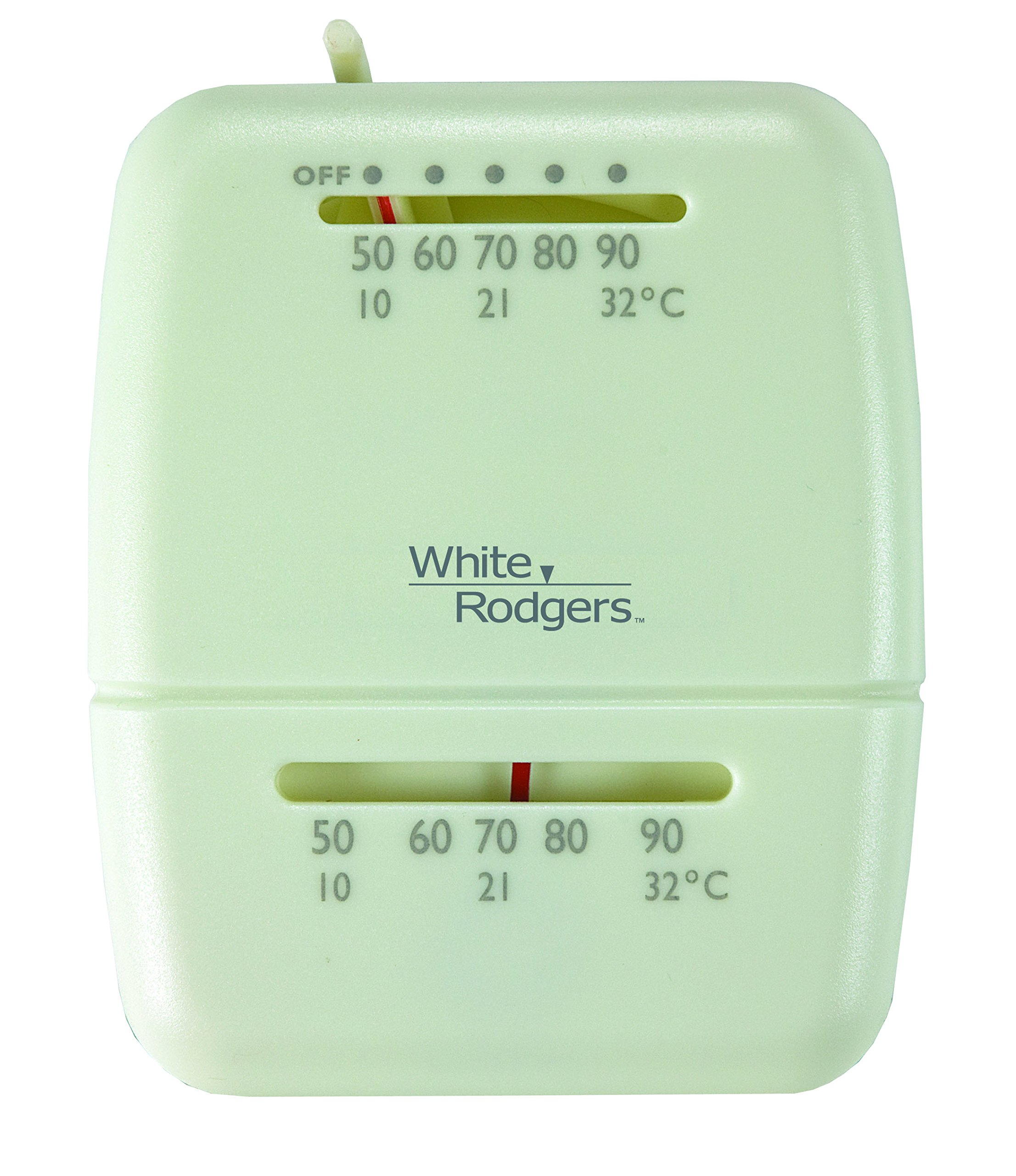 White Rodgers Emerson M30 Heat Only Thermostat