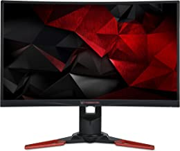 "Acer Predator Z1 FHD 27"" Curved NVIDIA G-SYNC 144Hz LED Gaming Monitor with Speakers (Display Port & HDMI Port)"