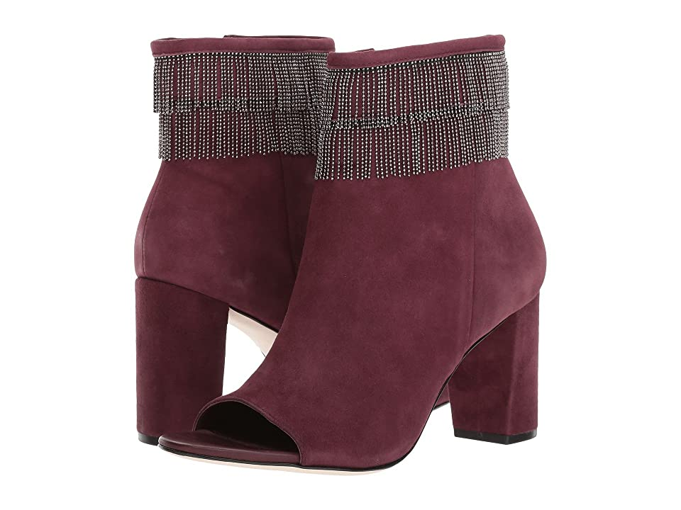 Bernardo Honour (Bordeaux Suede) Women