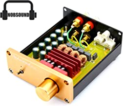 Nobsound HiFi TPA3116 2.0CH Stereo Digital Amplifier Integrated amp+Power Supply