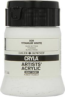 CRYLA 250ML TITANIUM WHITE, DR125250009