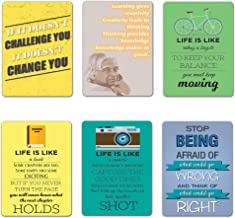 Tinywalk Quote Magnets Set of 6 (1.5x2)