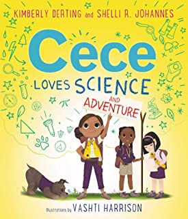 Cece Loves Science and Adventure: 2