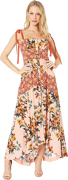 f828793ff58 Free People Mexicali Rose Maxi Dress at Zappos.com