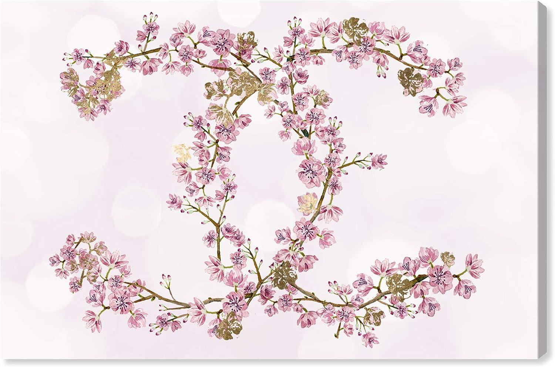 Wynwood Studio Fashion and Glam Free shipping on At the price posting reviews Wall Prints L Art Canvas 'Sakura