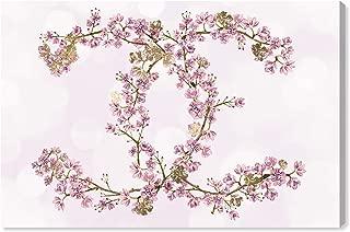 Wynwood Studio Fashion and Glam Wall Art Canvas Prints 'Sakura Love' Home Décor, 36