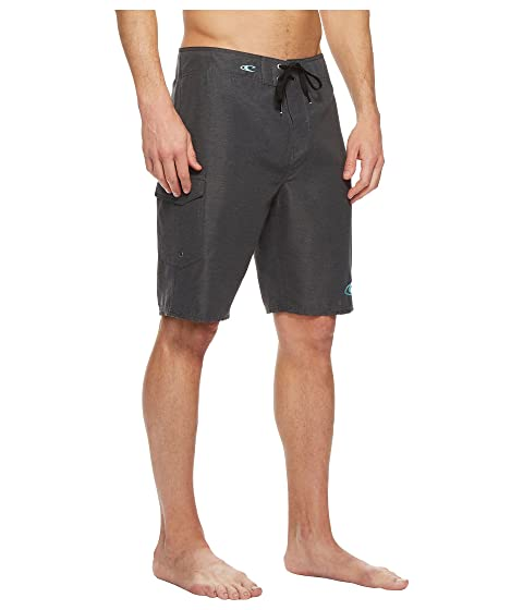 Cruz Boardshorts Heather O'Neill Santa Negro Solid 4FtwWO5xq
