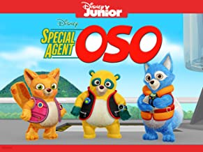 Special Agent Oso Volume 4