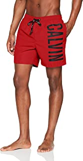 CALVIN KLEIN Men's Intense Power Logo Swim Shorts