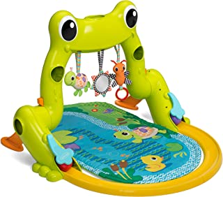 GREAT LEAPS INFANT PLAY GYM & BALL ROLLER COASTER