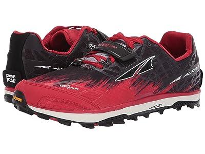 Altra Footwear King MT 1.5 (Red 2) Men