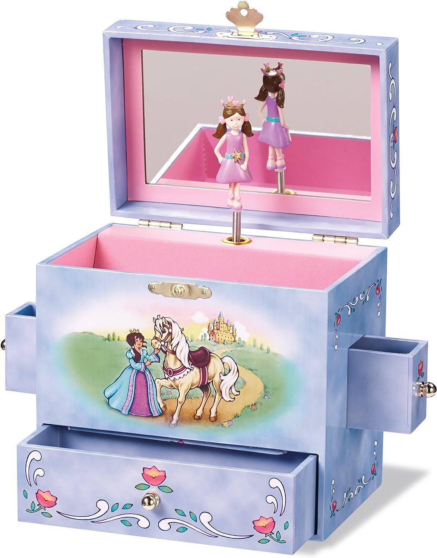 Enchantmints Fairy Sale SALE% OFF Tale Princess Music White Ranking TOP17 Box Jewelry