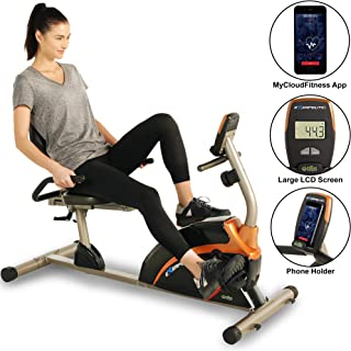recumbent bike for short people