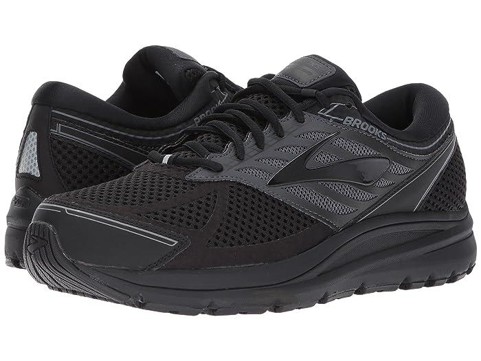 Brooks  Addiction 13 (Black/Ebony) Mens Running Shoes