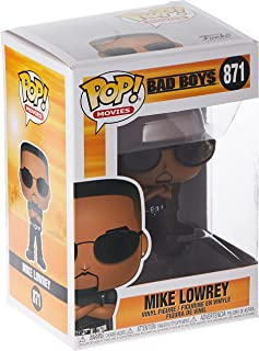 Funko Pop! Movies: Bad Boys - Marcus Burnett , Action Figure - 46573