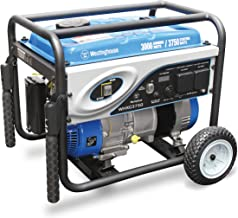 Westinghouse WHXC3750 Utility Series Portable Generator