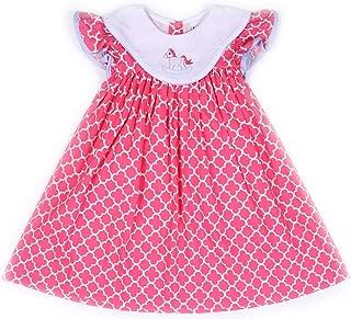 child's smocked dress pattern